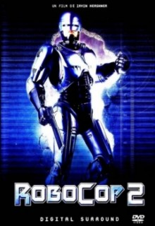 RoboCop 2 (1990) DVDRip Latino