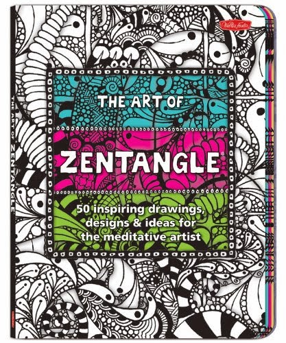 http://www.amazon.com/Art-Zentangle-inspiring-drawings-meditative/dp/160058358X/ref=sr_1_3?ie=UTF8&qid=1418925027&sr=8-3&keywords=zen+tangles