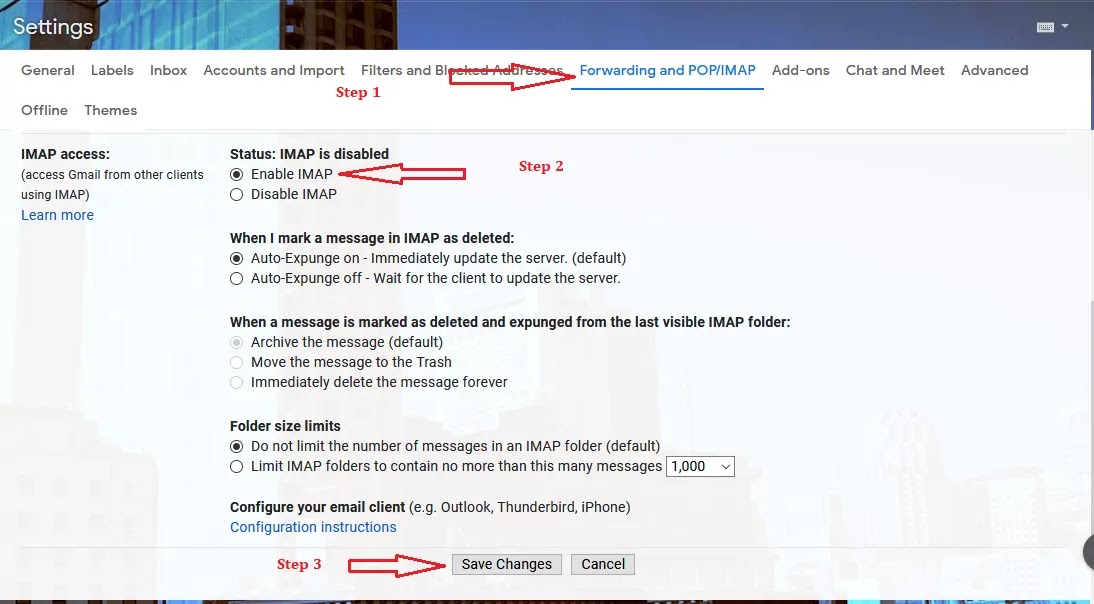 How to configure SMTP server to Send Email using PHP ? gmail smtp settings send email using php php code to send email from contact form phpmailer php