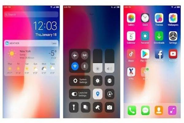 بواسطة هاذه التطبيقات يمكنك تحويل هاتفك لهاتف آيفون