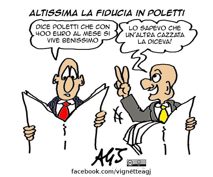 Risultati immagini per vignette politici