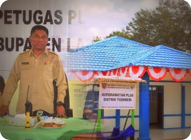 Penataan Puskesmas di Kabupaten Lanny Jaya Masih Buruk