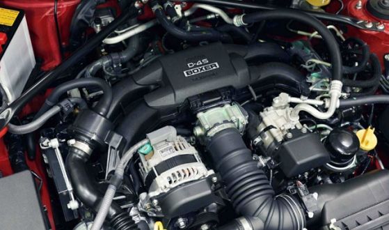 Toyota Hilux 2020 Engine