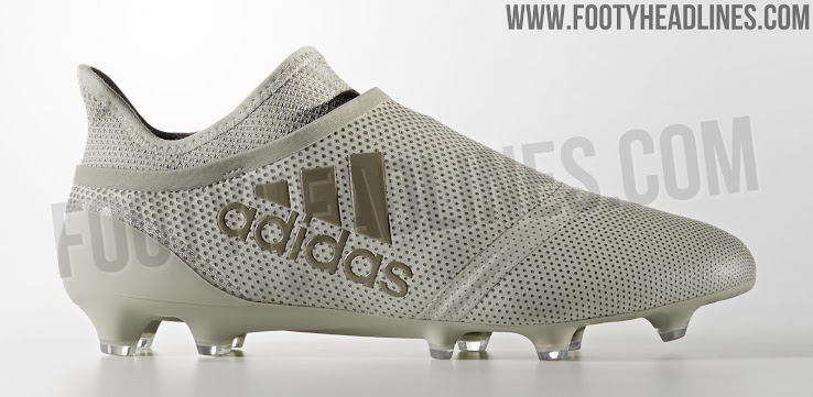 huge selection of 7b793 ad816 Sesame' Adidas X 17+ Purespeed Earth Storm Boots Released ...
