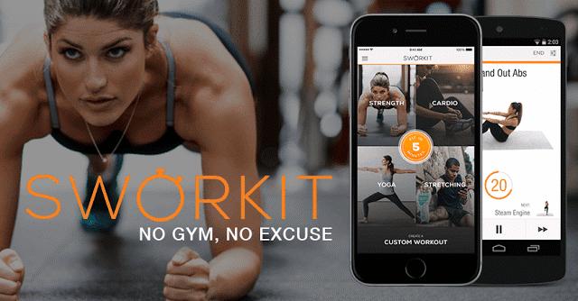 Sworkit Premium - Custom Workouts v6.2.02 Apk Miki
