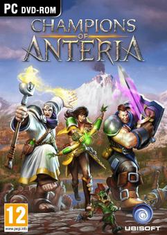 Champions Of Anteria Torrent