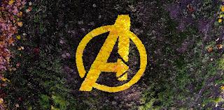 Jef C2 - Face à l'automne 16e édition - Avengers logo