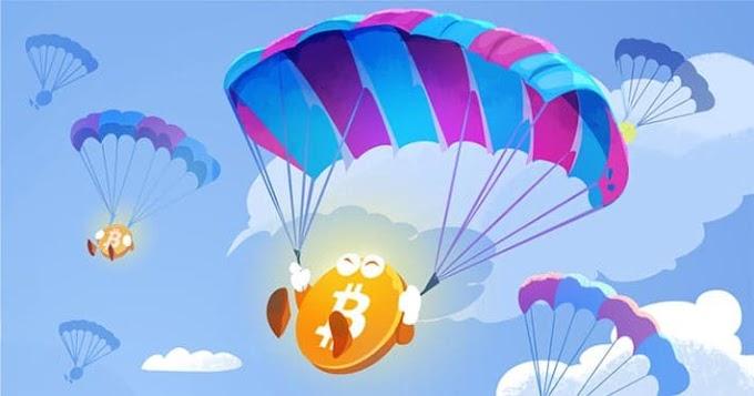 ما هو الايردروب Airdrop؟ وطريقة الاستفادة منه