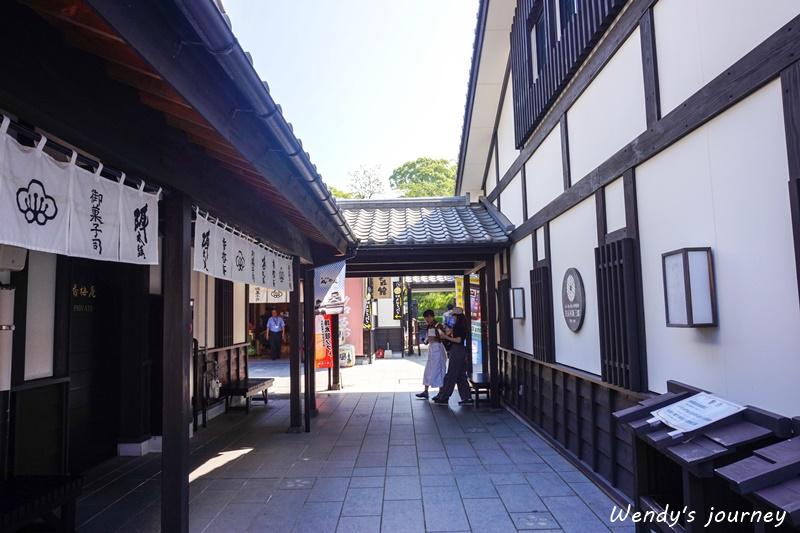 櫻之馬場城彩苑