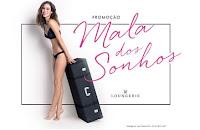 Promoção Mala dos Sonhos Loungerie www.loungerie.com.br/maladossonhos