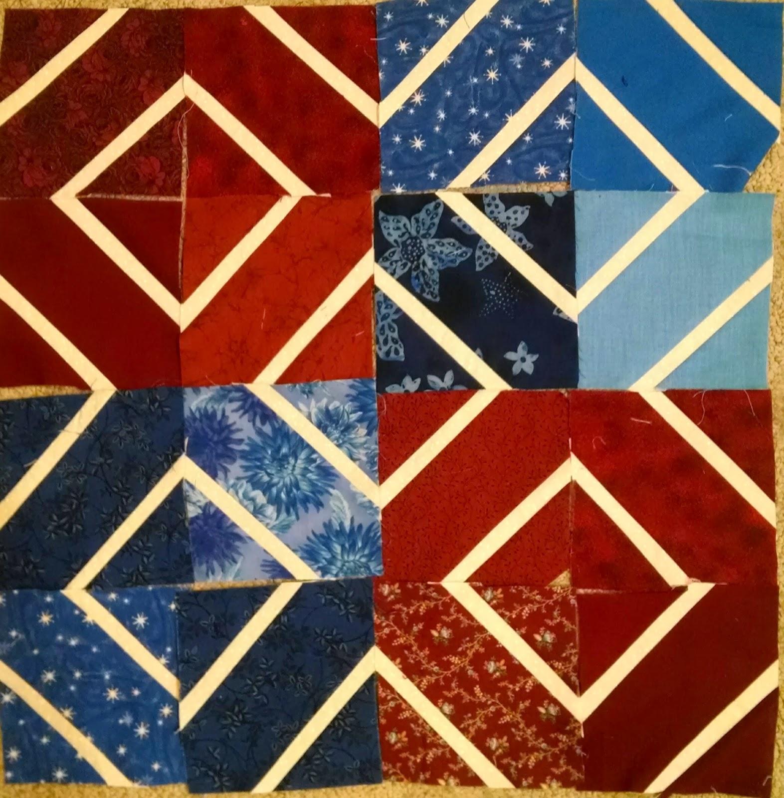 QuiltinGal Barbara H. Cline: Barn Quilt Blocks