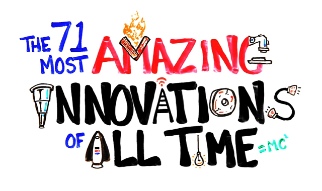 The 71 Most Amazing Innovations of All Time #Video ...