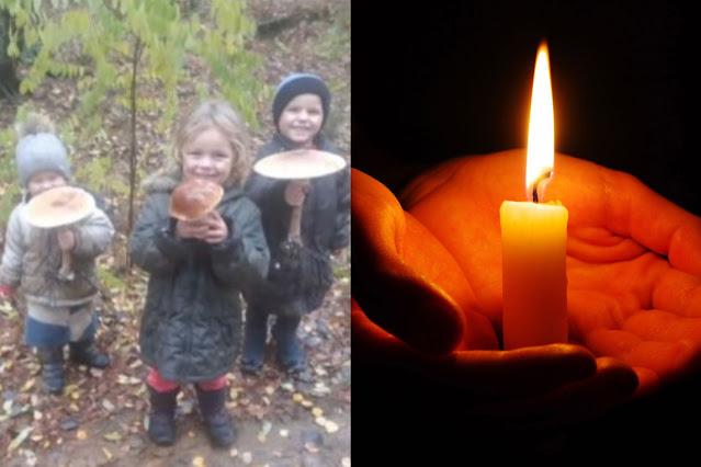 В Чернигове мать накормила грибным супом детей, двое из них погибли!