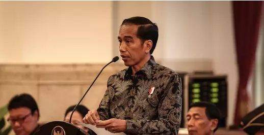 Apa Kata Donald Trump Kepada Jokowi?