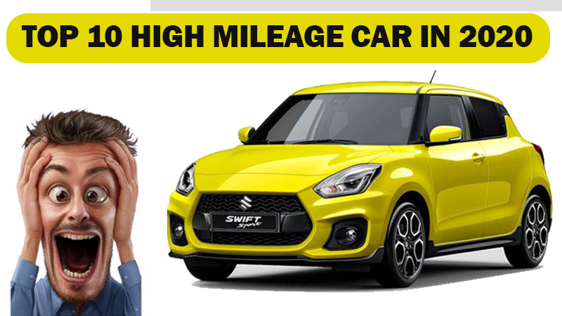 High Mileage Cars in India