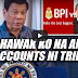 Trillanes Kalaboso! Sekretong Bank Accounts Hawak Na Ni Digong! [FULL SPEECH]