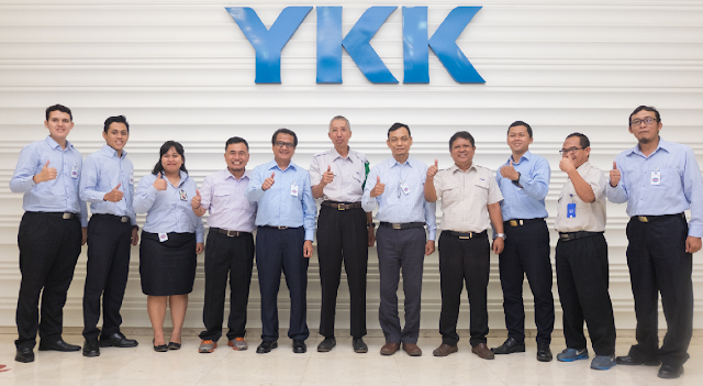 Lowongan Kerja PT. YKK Zipper Indonesia, Jobs: IT Staff, Sales Officer, Purchasing & PPIC Staff.
