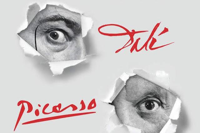 Exposición Dali y Picasso en Ereván.