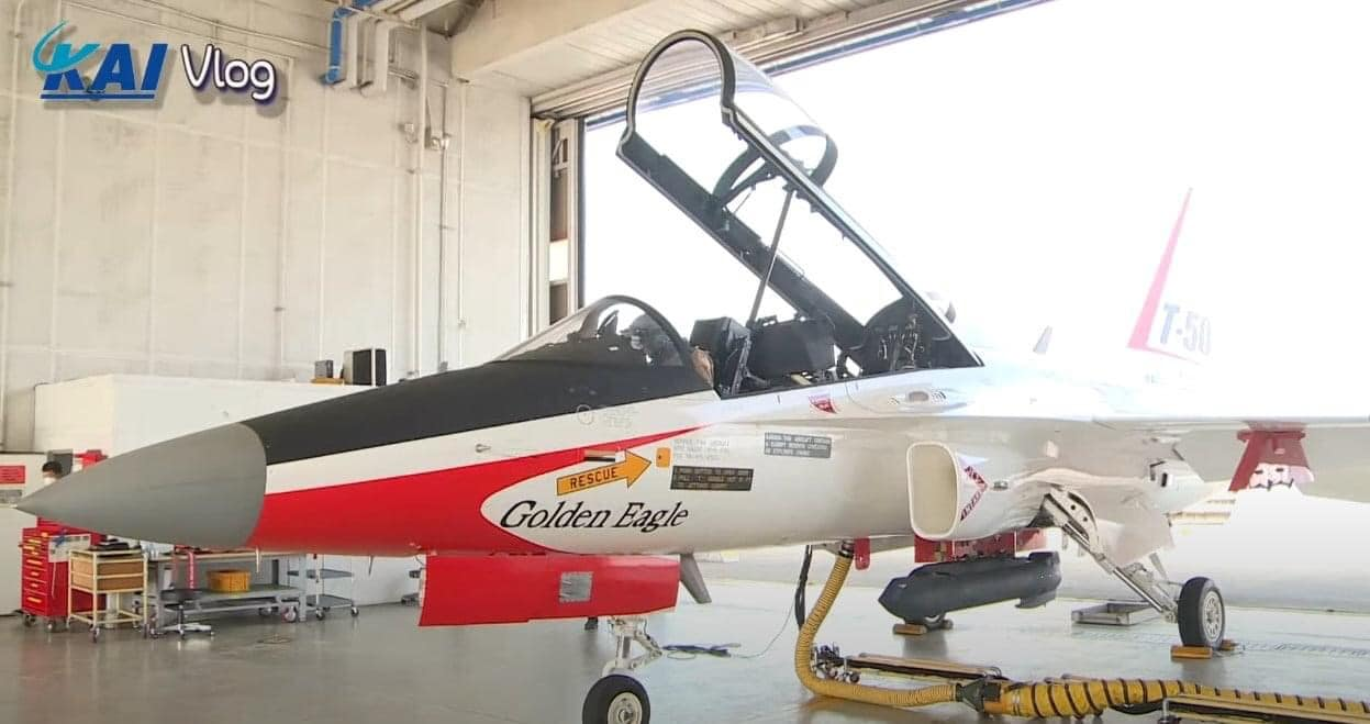 「KAI FA-50 fighter Jet Equipped with 'Sniper ATP' to Succeed in Test」的圖片搜尋結果