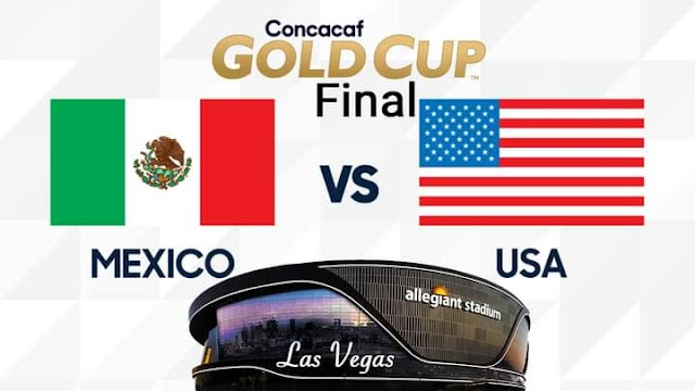 USA vs Mexico CONCACAF Gold Cup Final 2021 Preview and Prediction Live Soccer streams