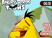 Angry Birds Toons Word Search