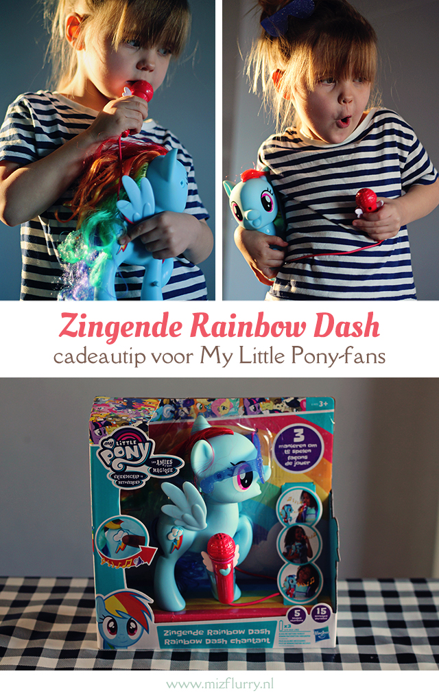 zingende rainbow dash review pinterest