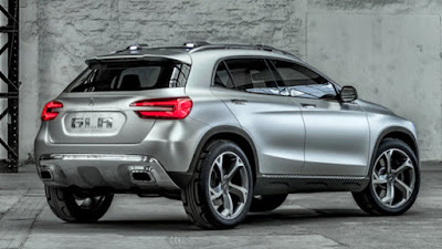 Mercedes-Benz GLA 2017 Review, Specification, Price