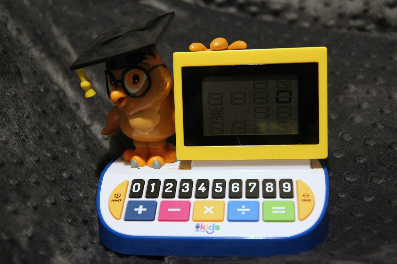 Review Of The Wise Ol Owl Blackboard Calculator From