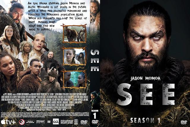See Season 1 DVD Cover