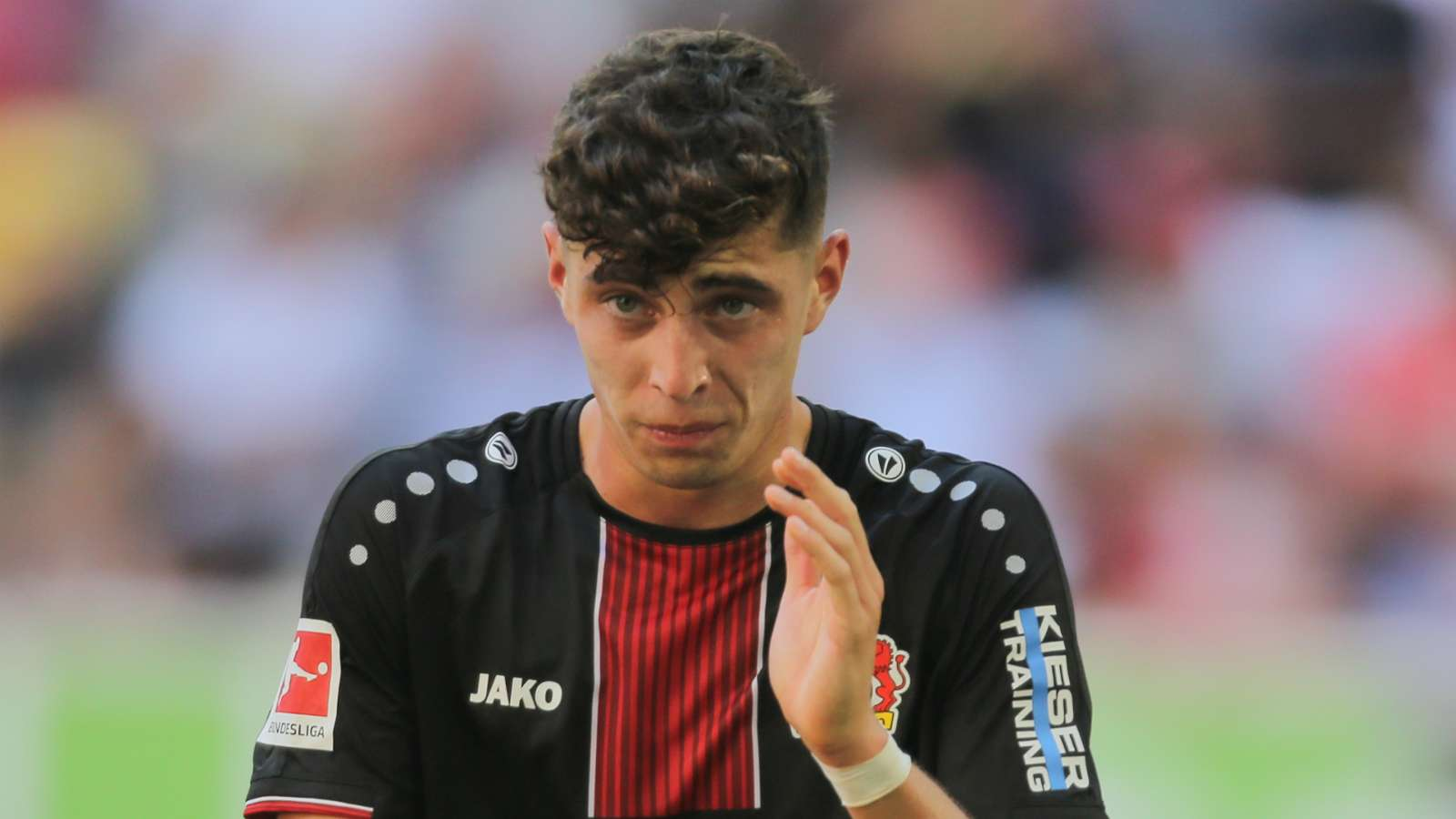 Leverkusen put Real Madrid's goal as a substitute for Kai Havertz