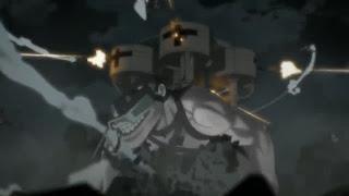 進撃の巨人『九つの巨人 車力の巨人』 | ピーク巨人化 | Attack on Titan Cart Titan | Nine Titan | Hello Anime !