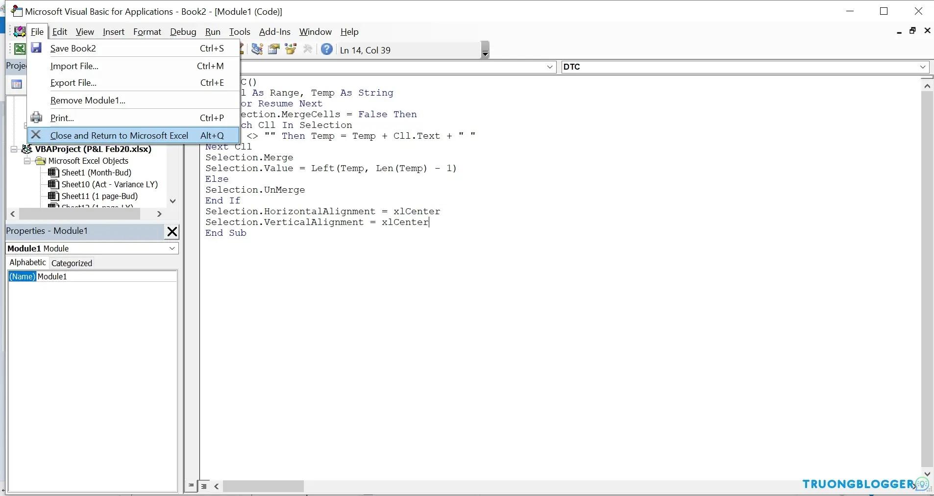 Cách gộp hai hoặc nhiều ô trong Excel mà không mất dữ liệu