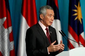 Singapore PM: 'Considerable risk' of severe US-China tensions