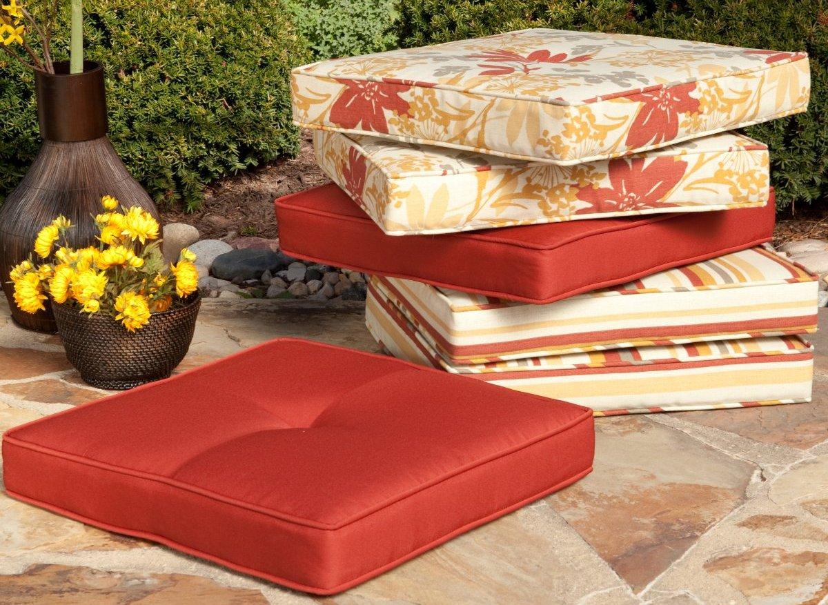 Tapicer a carrasco asturias redecora tu terraza este verano - Cojines para sillones de terraza ...