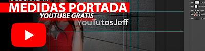Medidas Banner Youtube 2020, Descargar Plantilla GRATIS!