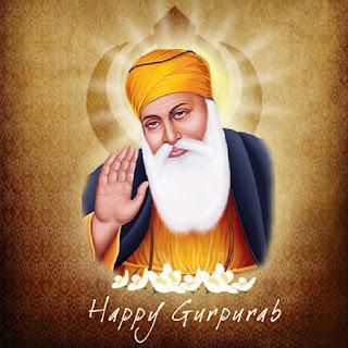 Guru Nanak Jayanti Whatsapp DP