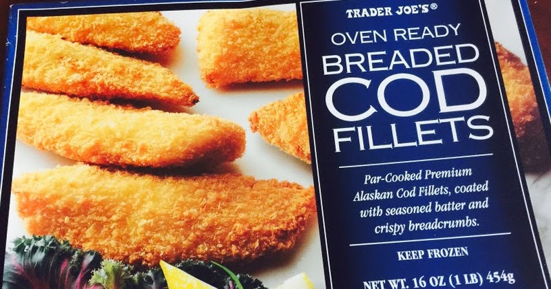 Digicrumbs trader joe s frozen fish sticks cooking for Trader joes fish