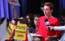 Татьяна Фельгенгауэр о попадании в Time и скандалах в фейсбуке