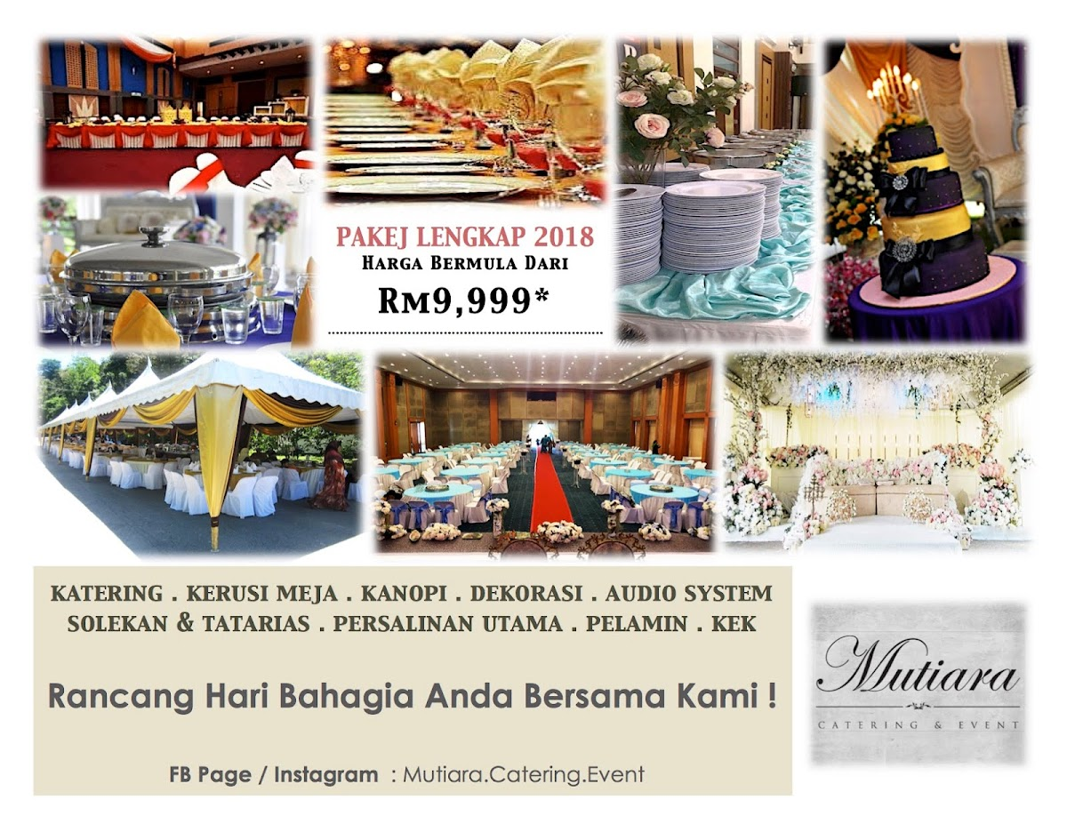 Mutiara Catering And Event - Mutiara Success Sdn Bhd