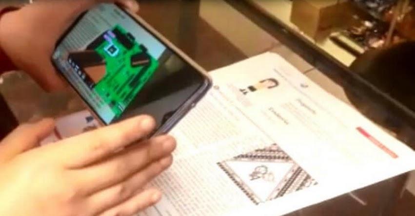 REGISTRO DE INICIATIVAS PEDAGÓGICAS: Realidad aumentada para potenciar la innovación en estudiantes COAR