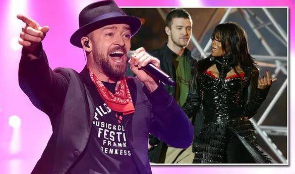 Super Bowl 2018 Justin Timberlake Half Time Show Live