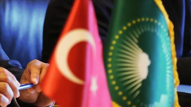 TURQUIE-AFRIQUE | TABEF Édition en Ligne