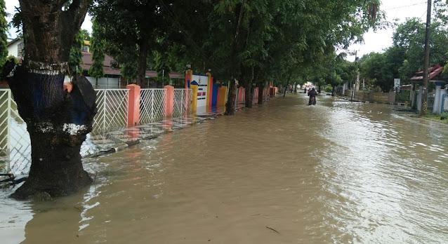 Banjir di Kota Sinjai Masih Jadi Fenomena