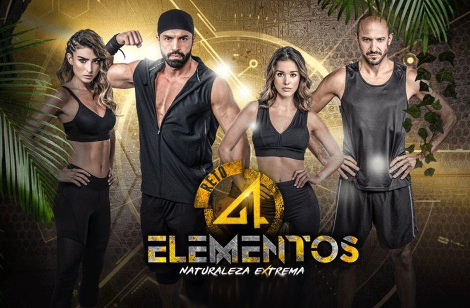 Reto 4 Elementos Colombia Capitulo 85 lunes 13 de mayo 2019