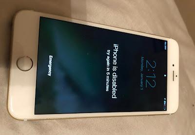 Cara Flash iPhone 6S Plus Dinonaktifkan