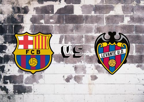 Barcelona vs Levante  Resumen y Partido Completo