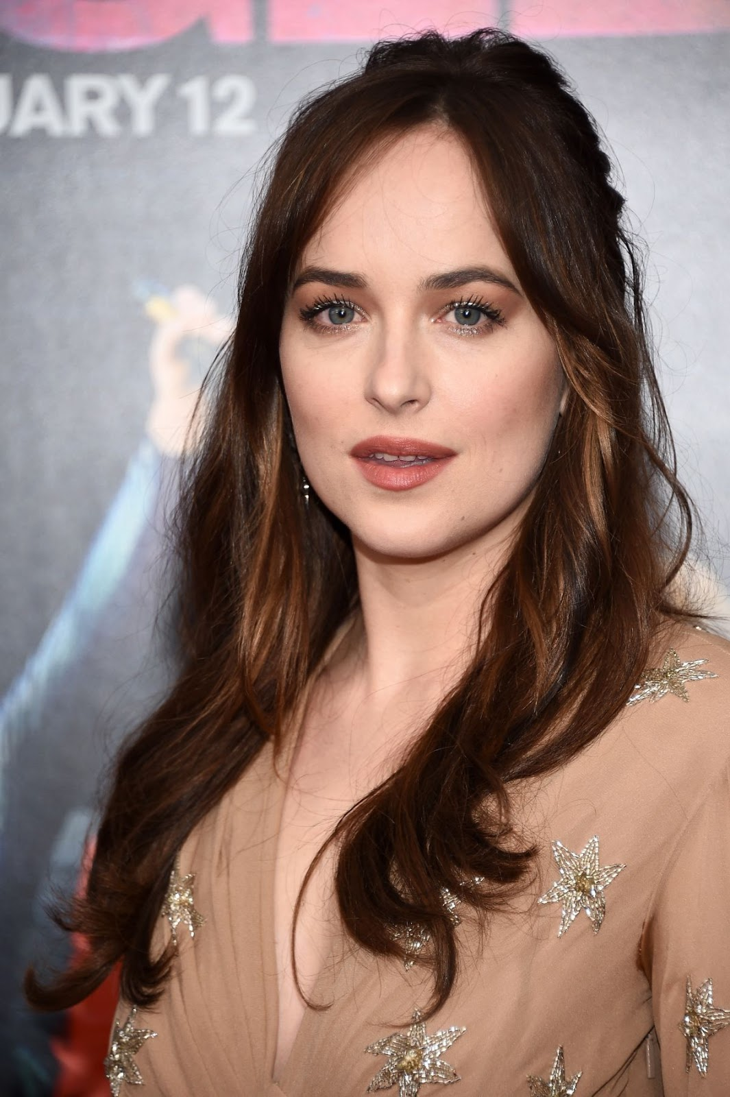 """Fifty Shades Darker"" actress Dakota Johnson at 'How to be Single' New York Premiere"