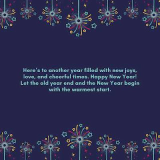 contoh ucapan selamat tahun baru