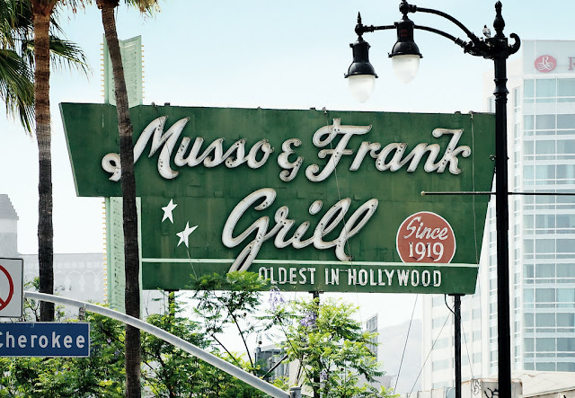 Musso and Frank's Celebrates 100th Anniversary in Hollywood