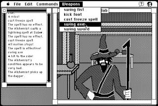 Enchanted Scepters - Macintosh